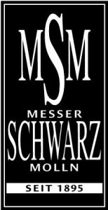 Logo Messer Schwarz