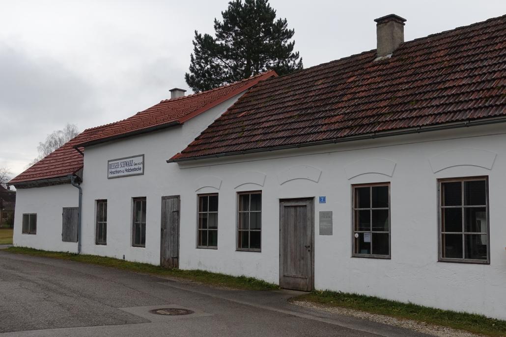 Werkstatt Messer Schwarz
